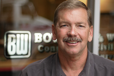 Jeff Naess, Civil Engineer and Vice President of Bowman and Williams