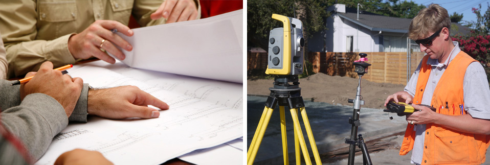 Civil Engineering and Land Survey Services