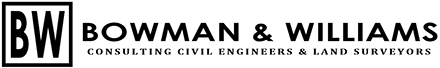 Bowman & Williams – Civil Engineers, Land Surveyors